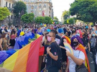 Bíróságon támadják meg a bukaresti melegfelvonulás szervezői a rájuk kirótt bírságot