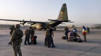 Sikerült egy második román állampolgárt is kimenekíteni Afganisztánból