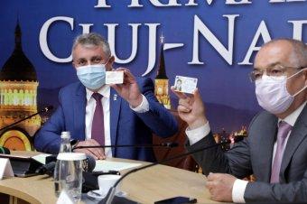 A kolozsváriak kapnak elsőként elektronikus személyazonossági igazolványt