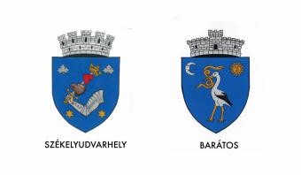 Hivatalos címerrel büszkélkedhet Székelyudvarhely és Barátos