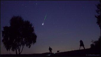 Ismét láthatjuk Szent Lőrinc könnyeit: óránként több tucat hullócsillagban gyönyörködhetünk csütörtök éjszaka