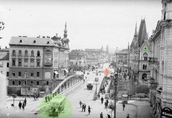 Divat és tudomány a polgárosodó Kolozsváron – a száz évvel ezelőtti kincses várossal ismerkedtünk