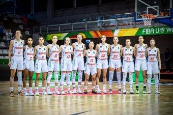 Történelmi vb-bronzéremmel büszkélkedik a házigazda magyar U19-es női kosárlabda-válogatott