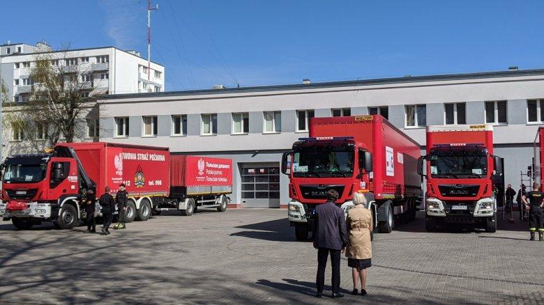 Minszk nem fogadta el a Lengyelország által küldött humanitárius szállítmányt