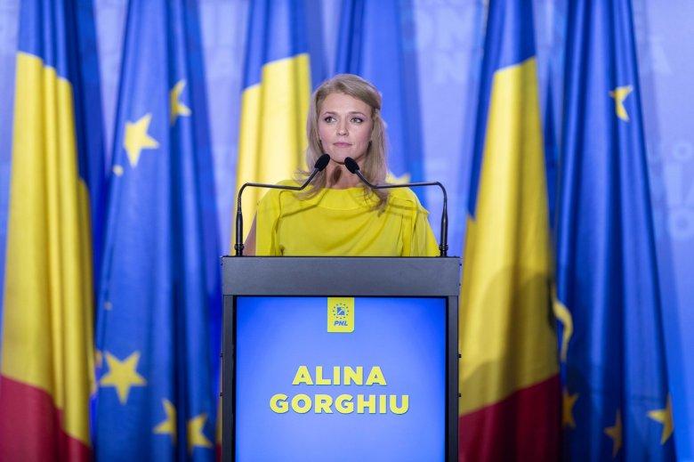 Alina Gorghiu: az USR–PLUS elárulja választóit, ha a PSD-vel társul