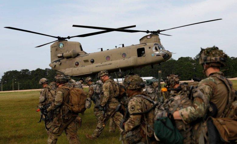 Kötelezővé tették az oltás felvételét a katonák számára az Egyesült Államokban