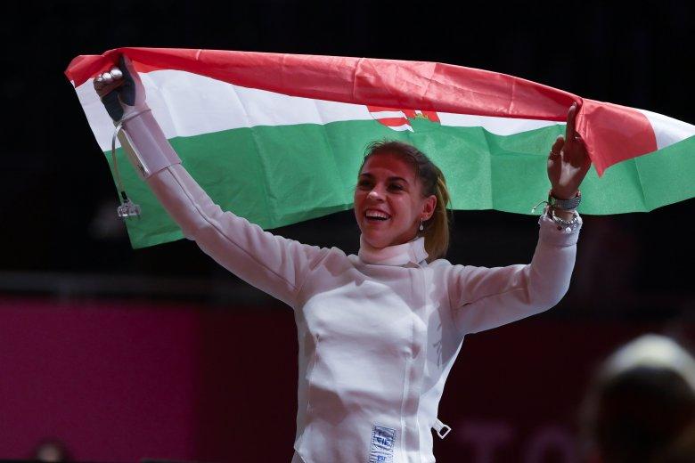 Kivívta: Veres Amarilla a tokiói paralimpia első magyar aranyérmese