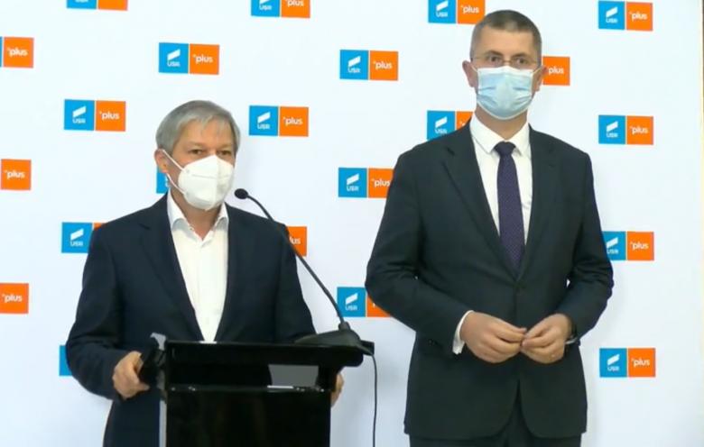 Cioloș legyőzte Barnát az USR–PLUS elnöki székéért folyó harc első fordulójában