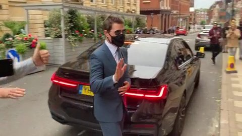 Ellopták a Birminghamben forgató Tom Cruise BMW-jét