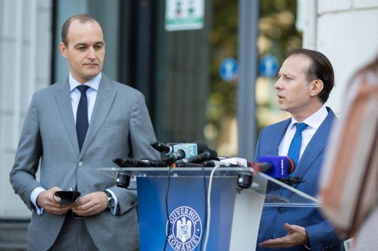 Cîţu baklövésnek nevezte új pénzügyminisztere kijelentését, miszerint 1600 lej a minimálbér