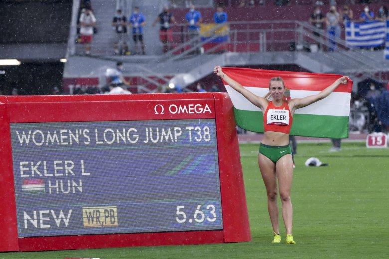 Arany és bronz a magyar küldöttség keddi mérlege a tokiói paralimpián