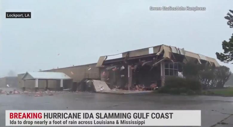 Katasztrófa sújtotta állammá nyilvánították Louisianát a már halálos áldozatot is követelő Ida hurrikán miatt