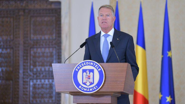 Iohannis szerint sikerül megoldást találni a kormányválságra