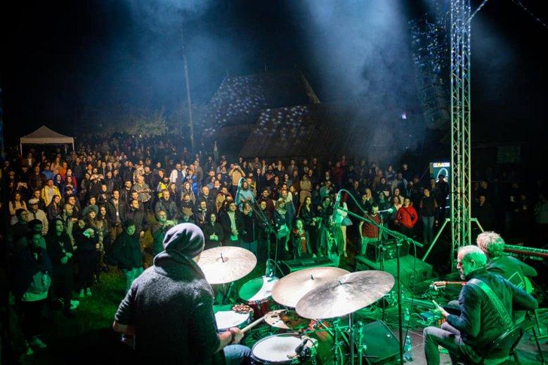 Jazztől hangos Kolozsvár, három helyszínt is belakott idén a Jazz in the Park fesztivál