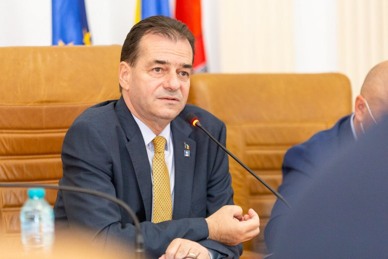 Ludovic Orban a bizalmatlansági indítványról: folytatni kell az eljárást
