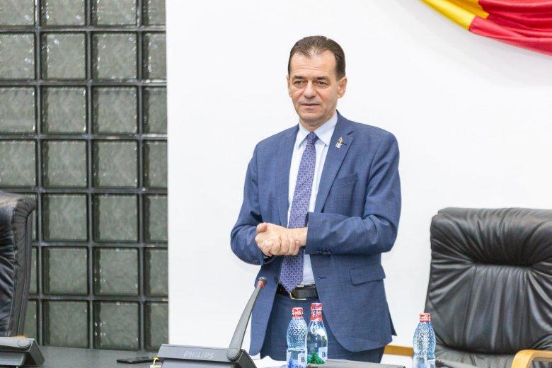 Ludovic Orban azt ígéri, ha újraválasztják pártelnöknek, helyreállítja a koalíciót