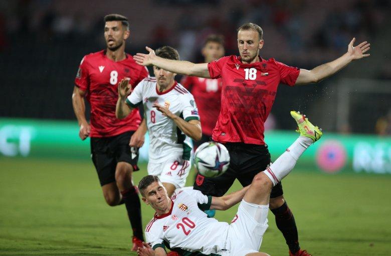 Képernyőn a magyar–albán vb-selejtező – a szombati sportműsor
