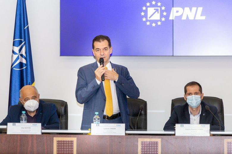 Ludovic Orban magabiztos: miután megnyerem az elnökválasztást, partnerségünk folytatódni fog Klaus Iohannisszal