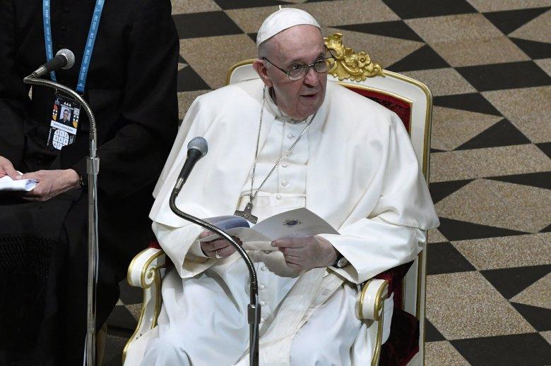 Ferenc pápa fájdalmát fejezte ki a francia katolikus egyházban történt szexuális visszaélések miatt