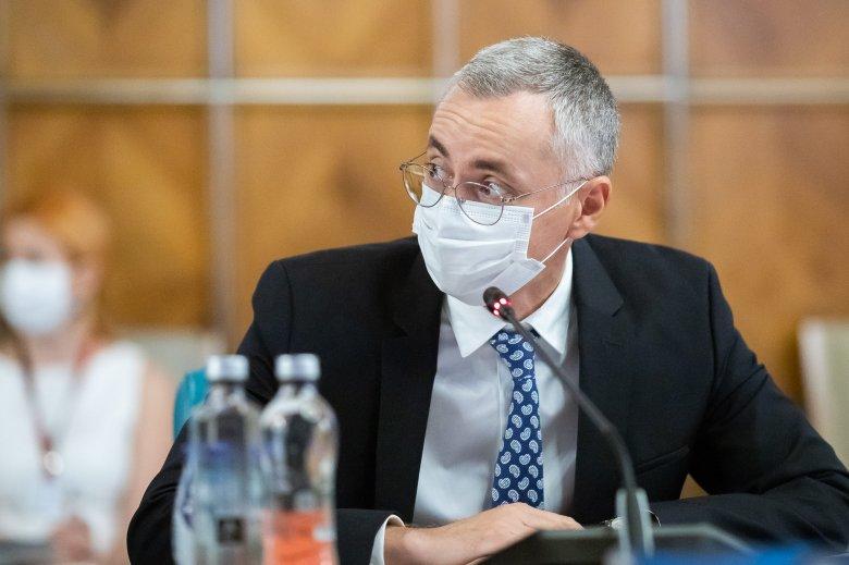 Stelian Ion: több jelzést kaptam, hogy másvalakinek kellene koordinálnia a magas rangú ügyészek kinevezését