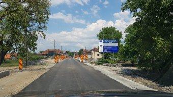 Célegyenesben a Déva–Nagyvárad-országút korszerűsítése: gőzerővel folyik a munka az Erdélyi-Érchegységet átszelő szakaszon