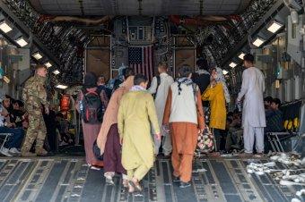 Végső szakaszába lépett az amerikaiak kimenekítési művelete Kabulban