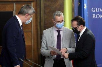 Az USR–PLUS nem tér vissza a kormányba, ha Cîţu marad a miniszterelnök