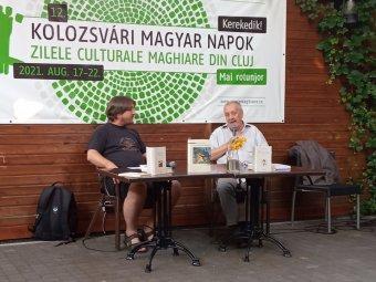 Életről és irodalomról: Ferenczes István költővel, íróval Papp Attila Zsolt beszélgetett a KMN keretében