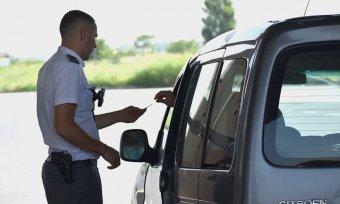 Megnövekedett a forgalom a román–magyar határátkelőkön