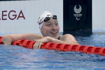Ezúttal megnyerték az aranyat a magyar úszók a paralimpián