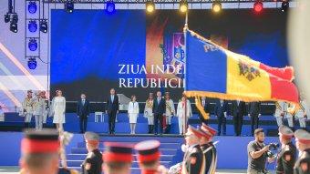 Iohannis Chișinăuban: Románia a legközelebbi partnere marad a Moldovai Köztársaságnak
