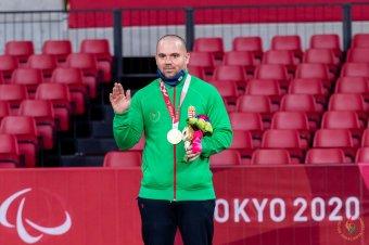 Illés Fanni úszó és Pálos Péter asztaliteniszező is aranyérmes a tokiói paralimpián