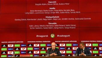 Szoboszlai visszatér az angolok ellen: kihirdette keretét Marco Rossi a vb-selejtezőkre