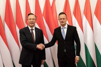 Szijjártó: a határon túli magyarok támogatásának a külpolitika mindenkori fókuszában kell lennie