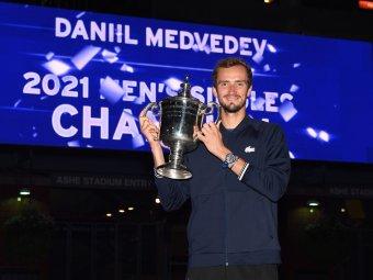 Medvegyev nyert a US Openen, Djokovicnak nem jött össze a naptári Grand Slam