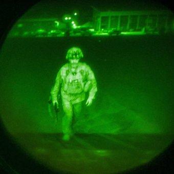 Befejeződött a kivonulás: az utolsó amerikai katonai gépek is elhagyták Afganisztánt