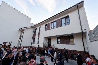 A magyar állam támogatásával épült baptista óvoda Nagyváradon, csaknem hetven gyerekkel kezdik a tanévet