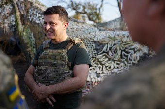 Totális háború Oroszország és Ukrajna között? Volodimir Zelenszkij lehetségesnek tartja