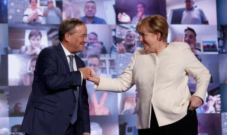 Vége a nagykoalíciónak, az SPD és a CDU/CSU is kormányt alakítana a németországi választás után