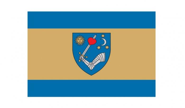 """""""Vannak eszközeink"""" – Elfogadta a kormány Kovászna megye zászlaját"""