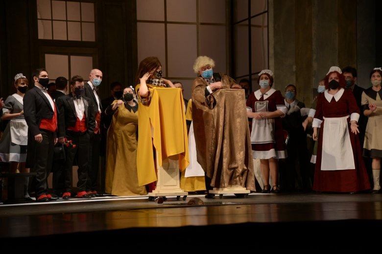 Minden, ami kell egy remekműhöz: a Don Pasquale a Kolozsvári Magyar Opera előadásában