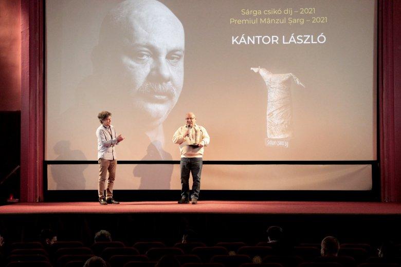Az erdélyi filmvilág múltját, jelenét és jövőjét díjazták a Filmtettfeszten