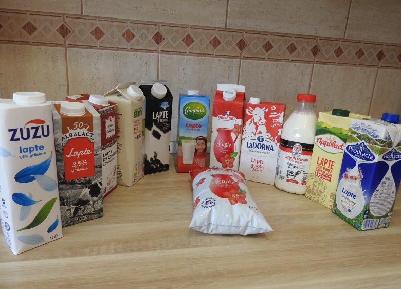 A kistermelők tehénteje a legjobb, miközben multik uralják a romániai tejpiacot