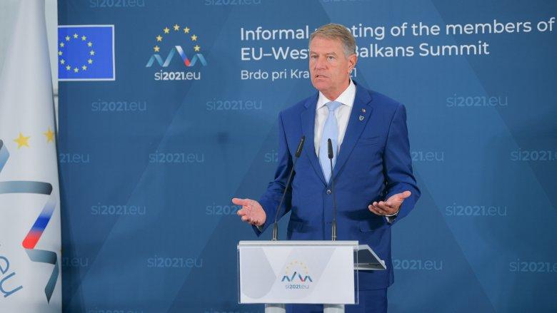 Iohannis szerint nincs akadálya, hogy ismét Cîțut bízza meg kormányalakítással