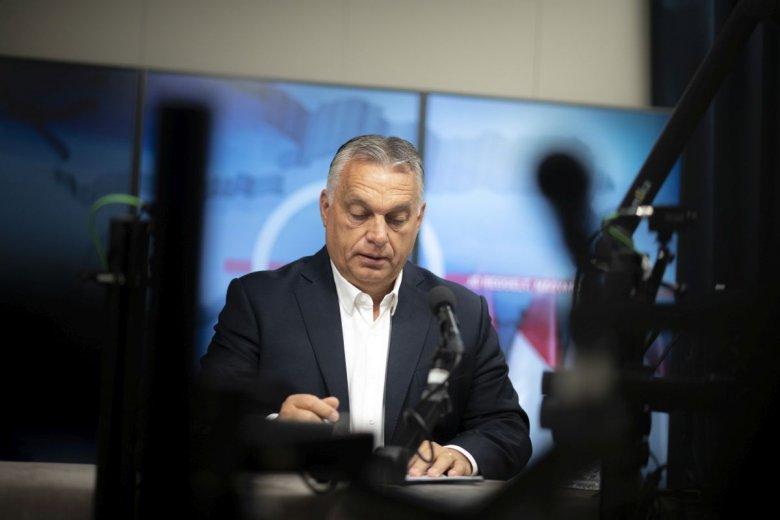 """""""Szándékosan emelik az árakat"""" – Orbán Viktor továbbra is kitart a rezsicsökkentés mellett"""