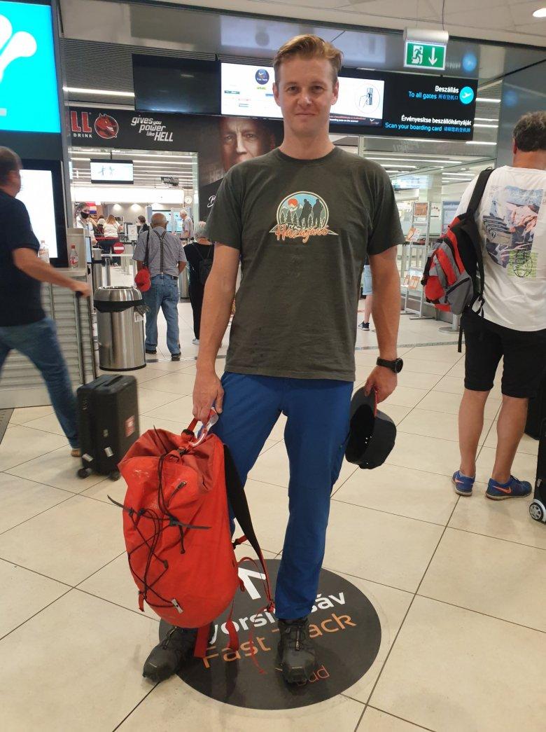 Ismét útnak indult a Himalájába Varga Csaba nagyváradi hegymászó