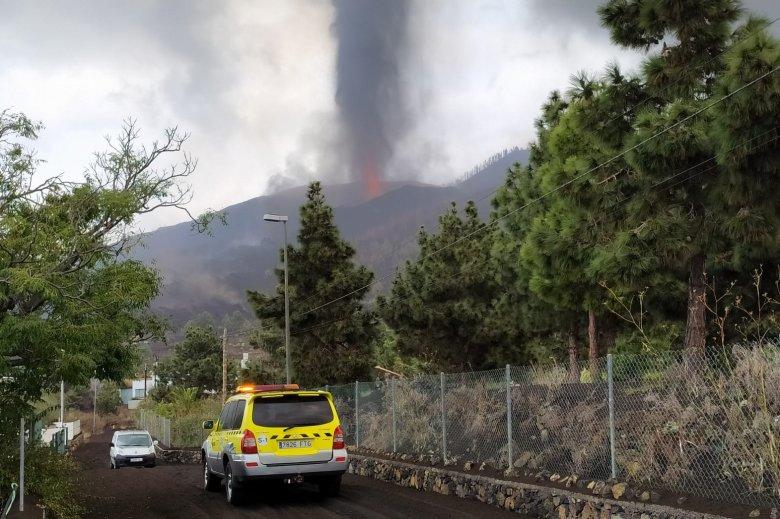 Románián is átvonul a Kanári-szigetekről érkező vulkánhamufelhő