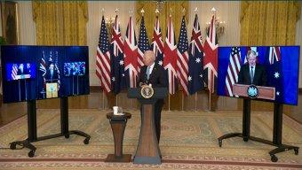 Ausztrália nukleáris meghajtású tengeralattjárókhoz jut a brit, az amerikai és az ausztrál kormány új partnersége keretében