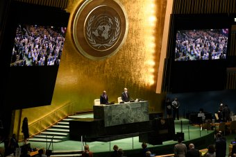 Számos elmélyülő válsággal foglalkoznak az ENSZ-közgyűlésen