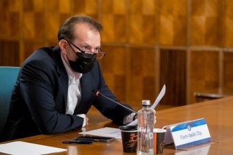 """""""Nem vagyok reklámcég"""" – Florin Cîţu az oltás kötelezővé tételéről, a kampány sikertelenségéről"""